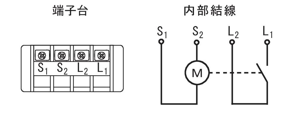 第一種電気工事士の技能試験の試験問題No.9の内部配線2