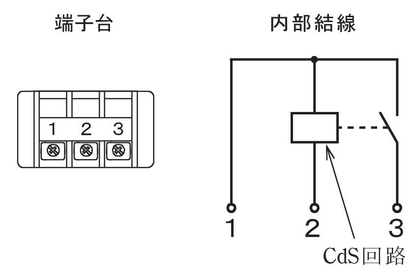 第一種電気工事士の技能試験の試験問題No.9の内部配線3