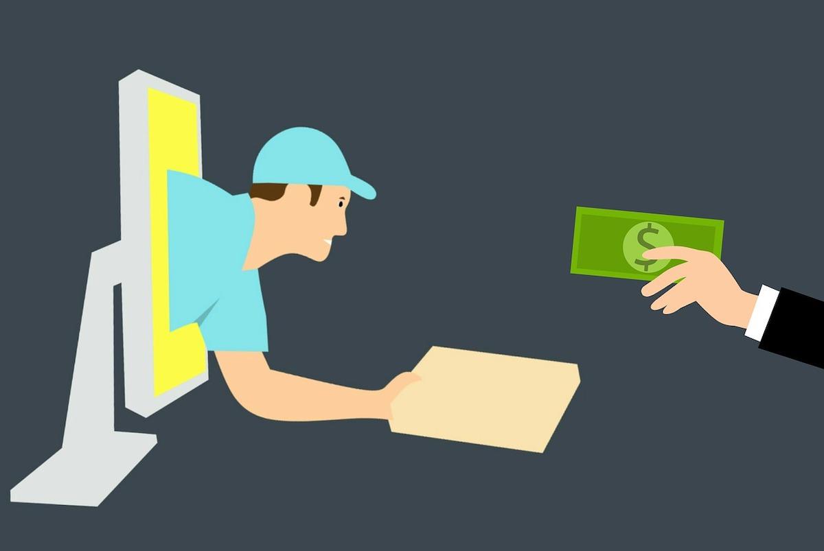 webショッピング